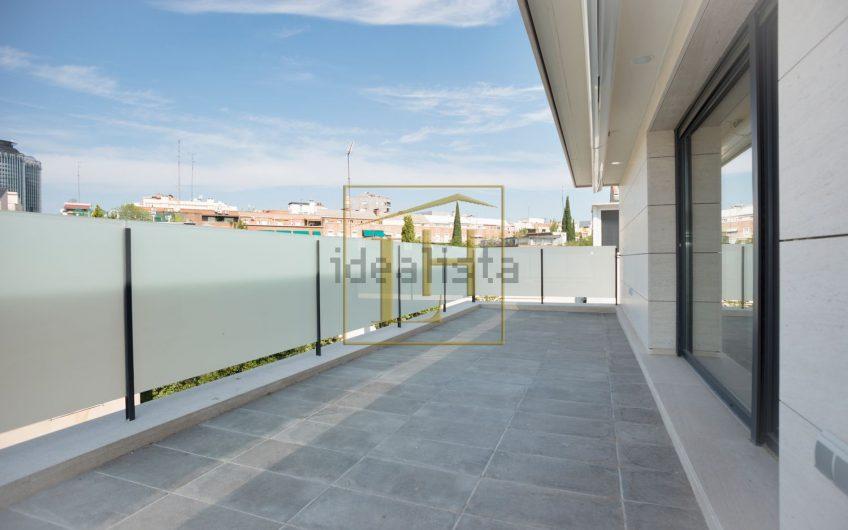 LuxHome – Alquiler de Chalet pareado en Urb. OBRA NUEVA, El Viso (Madrid)